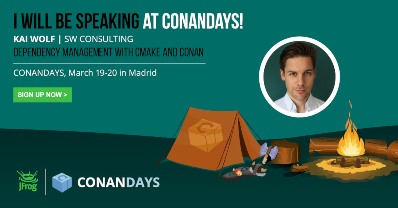 My talk at ConanDays 2020 in Madrid