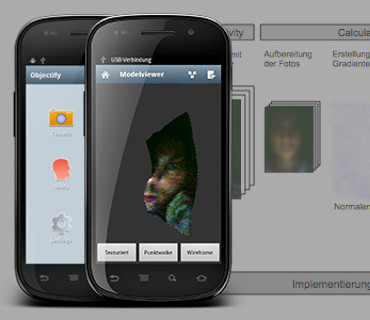 Objectify - Android 3D Scanner